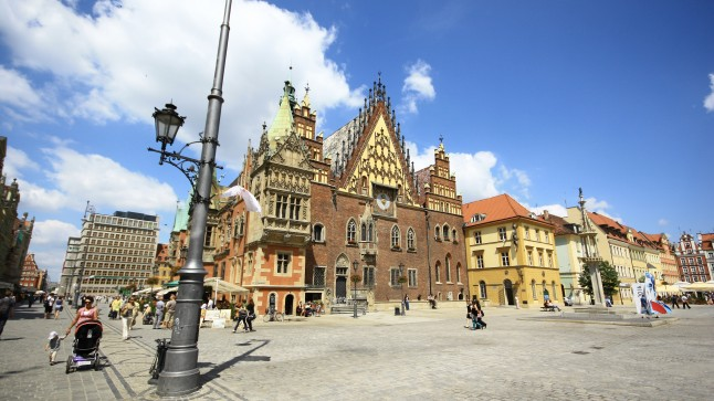 Wroc?aw,Poland